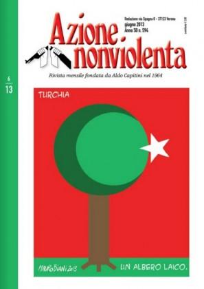 copertina numero 594