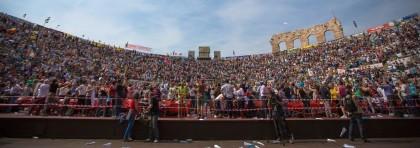 Arena di Pace e Disarmo 2014: un successo di partecipazione e di contenuti