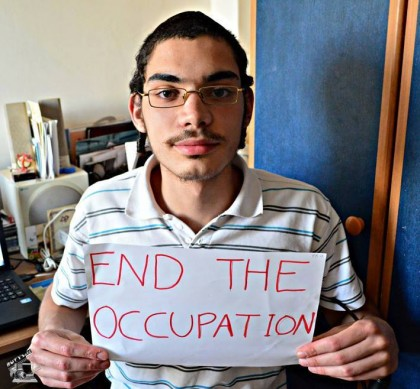 Uriel Ferera, 19 anni, ebreo israeliano di Beersheba, obiettore di coscienza