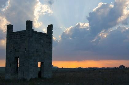 torre di guardia perimetrale