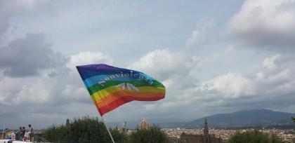 la nonviolenza e Firenze, foto @massipilati
