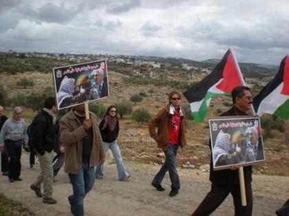 marcia nonviolenta a Bil'in