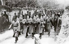 Soldati ottomani - immagine tratta da voyagesphotosmanu.com