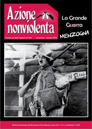 Azione nonviolenta, Settembre-Ottobre 2015 (Anno 52, n. 611)