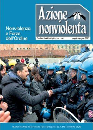 Azione nonviolenta, Maggio-Giugno 2016  (Anno 53, n. 615)