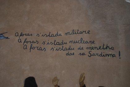 Note sulla manifestazione del 23 novembre a Capo Frasca