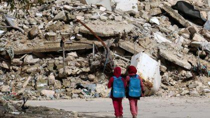 Siria. La sorte di Aleppo toccherà anche alla cittadina di Wadi Barada?