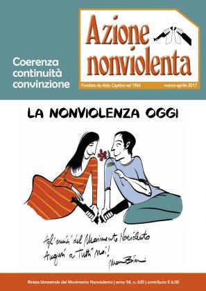 Azione nonviolenta, marzo – aprile 2017