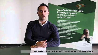 Social business – per un progresso di tutti