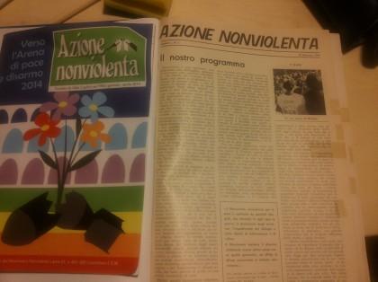 Azione nonviolenta 1964 - 2014