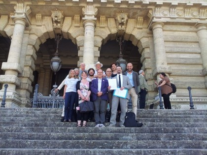 Presentata in Cassazione la proposta per una Difesa civile non armata e nonviolenta