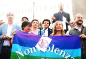 In ricordo di Massimo Paolicelli, costruttore di Pace