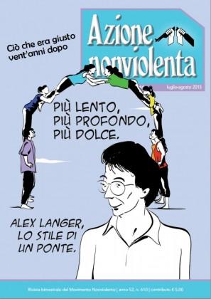Azione nonviolenta: Parole ed opere di Alexander Langer