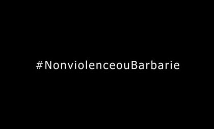 La guerra: nonviolenza o barbarie!