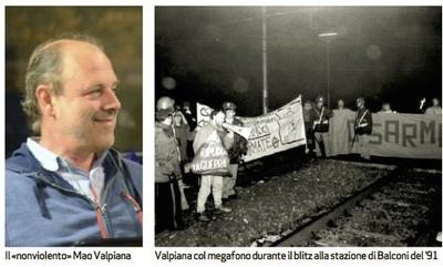 """25 anni fa: """"Quel blitz nonviolento contro i treni della morte"""""""