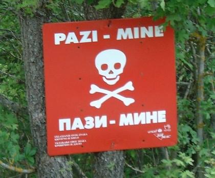 Mine action ed ordigni inesplosi: la mine action è un investimento per l'umanità