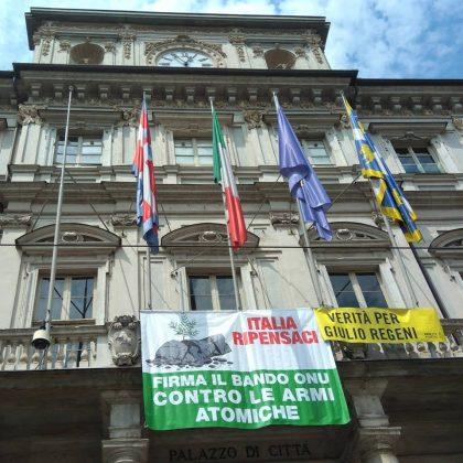 Torino contro le armi nucleari