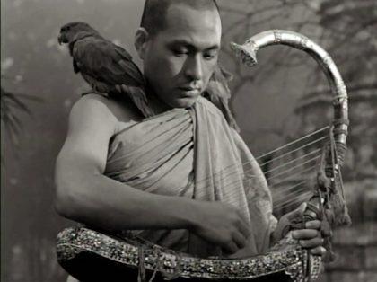 Per chi suona l'arpa birmana