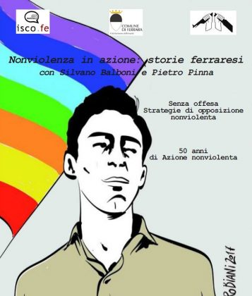 Ferrara: Nonviolenza in azione – storie ferraresi