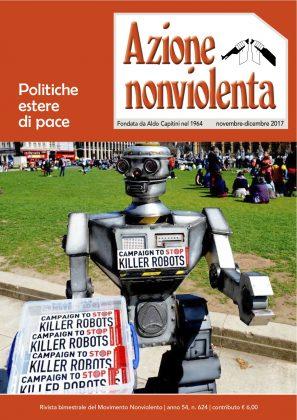 Azione nonviolenta, Novembre-Dicembre 2017