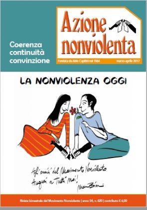 Azione nonviolenta, Marzo-Aprile 2017 (Anno 54, n. 620)