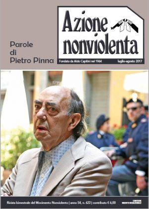 Azione nonviolenta, Luglio-Agosto 2017 (Anno 54, n. 622)