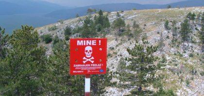 XIV Giornata Internazionale delle Nazioni Unite  sul problema delle mine e sostegno alla Mine Action
