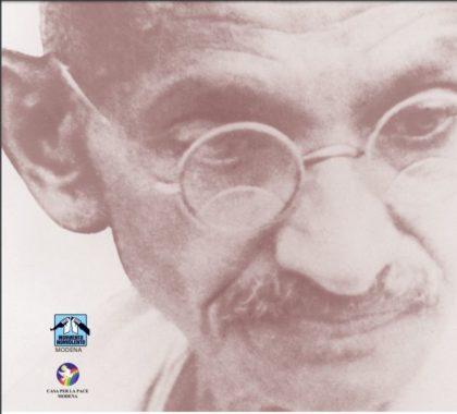 Un Té con Gandhi a Modena